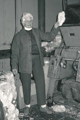 Milly Zantow in 1990