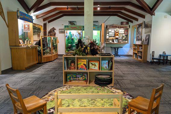 Peninsula Nature Center