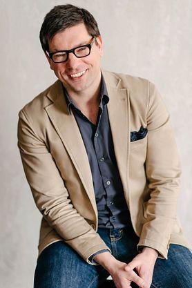 portrait photo of Kyle Cherek