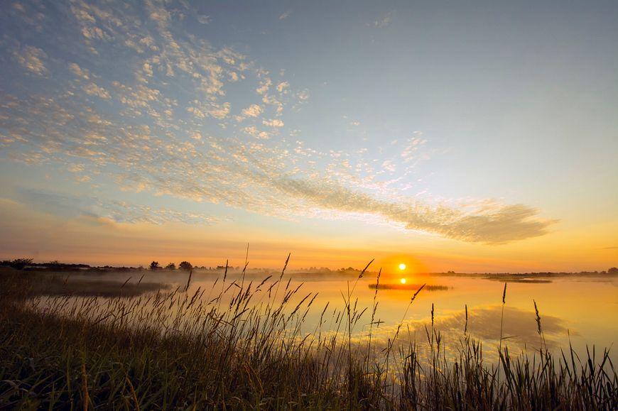 Crex Meadows Sunrise