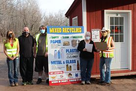 2020 Recycling Excellence Awards_Iron River.JPG