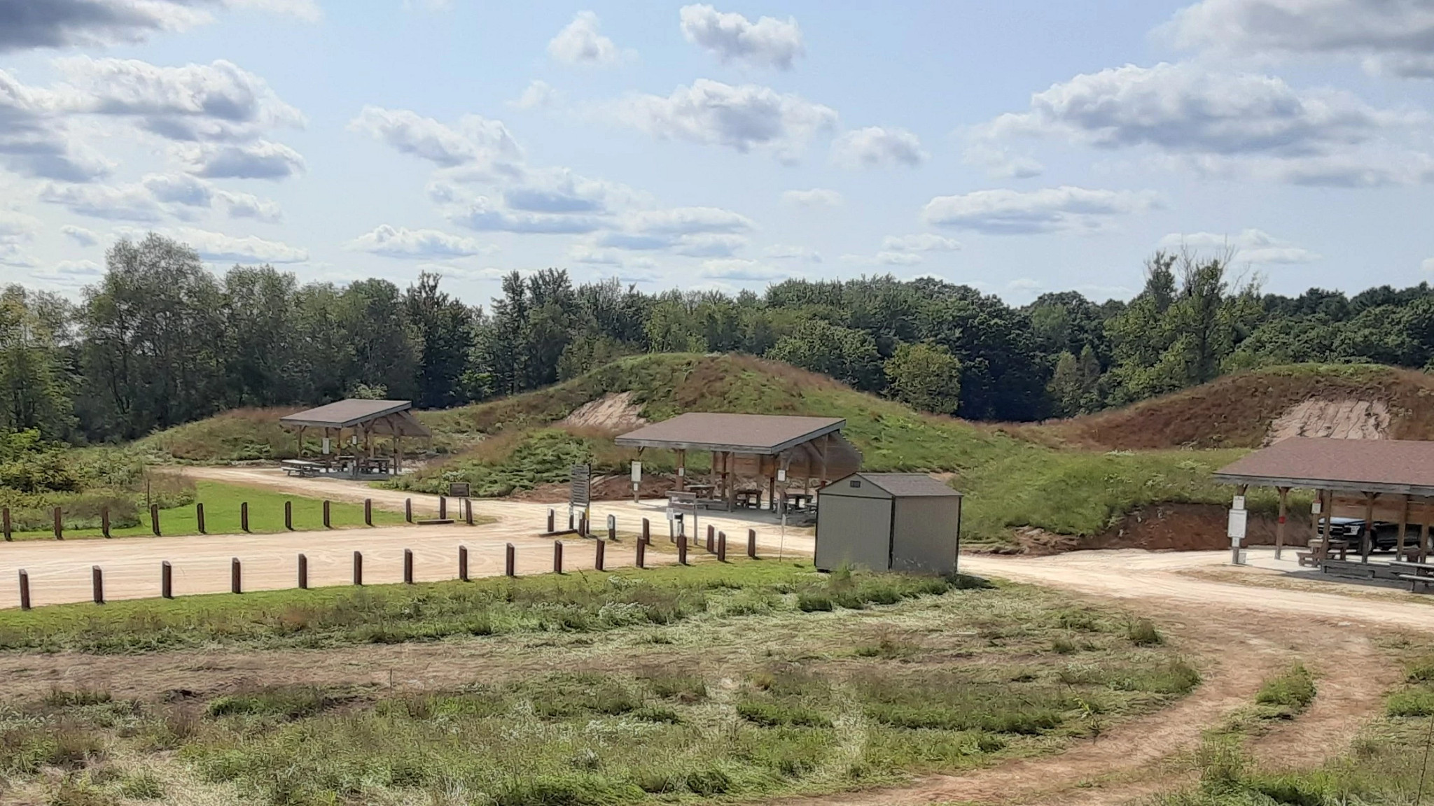 Waushara County Shooting Range reopens to the public with new facility improvements and accessible walkways